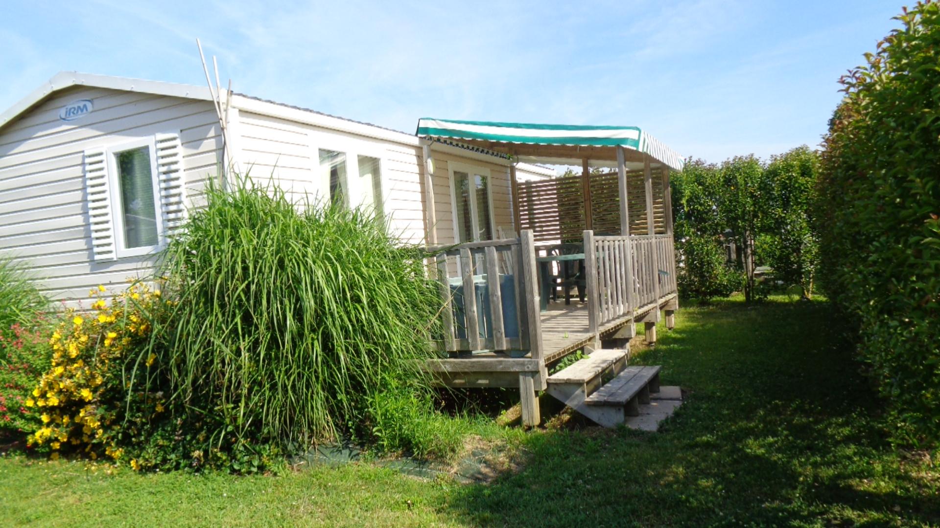 Mobil-home 3 chambres climatisé a La Rochelle